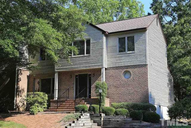 4928 Pine Cone Drive, Durham, NC 27707 (#2331759) :: Realty World Signature Properties