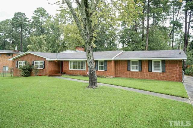 323 Golf Course Drive, Raleigh, NC 27610 (#2331943) :: Bright Ideas Realty