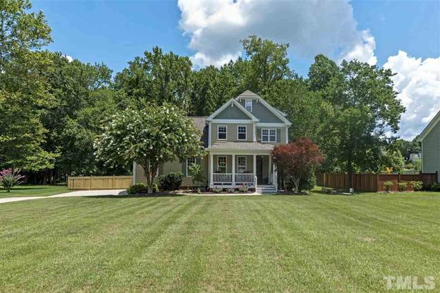 7125 Lace Leaf Way, Fuquay Varina, NC 27526 (#2332102) :: Realty World Signature Properties