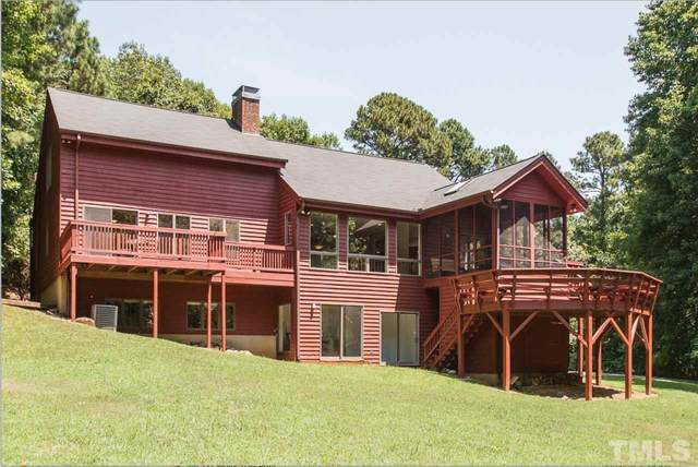 121 Wolfs Trail, Chapel Hill, NC 27516 (#2332506) :: Triangle Just Listed