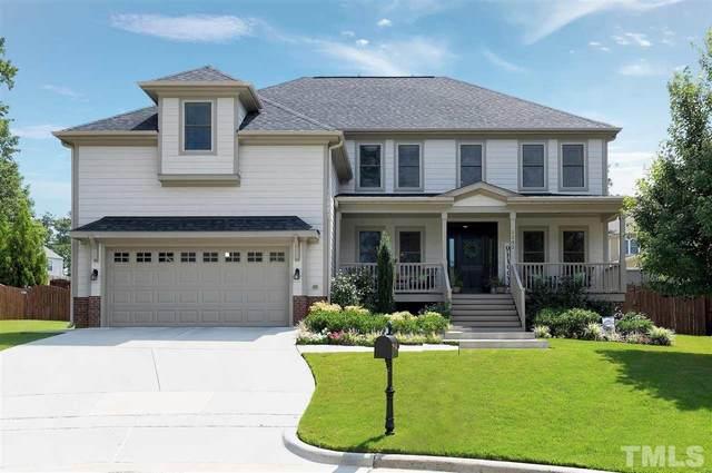 1142 Bexley Hills Bend, Apex, NC 27502 (#2332523) :: Dogwood Properties