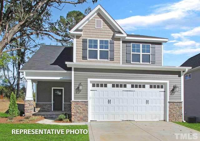 131 Carissa Drive, Smithfield, NC 27577 (#2332605) :: M&J Realty Group