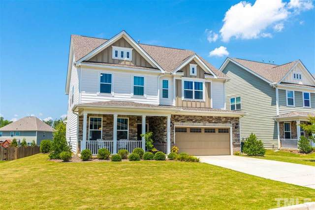 122 Wild Blossom Drive, Apex, NC 27539 (#2332726) :: Realty World Signature Properties