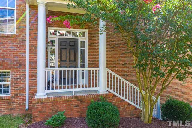 301 Kirkeenan Circle, Morrisville, NC 27560 (#2332780) :: M&J Realty Group
