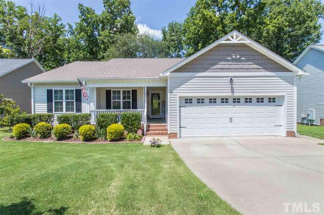 1032 S Philwood Court, Fuquay Varina, NC 27526 (#2332840) :: Dogwood Properties