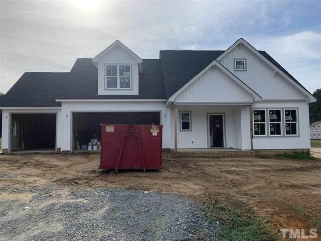 109 Creek Crossing Drive, Benson, NC 27504 (#2332937) :: Dogwood Properties