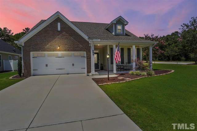 395 Apalachia Lake Drive, Fuquay Varina, NC 27526 (#2333266) :: Dogwood Properties