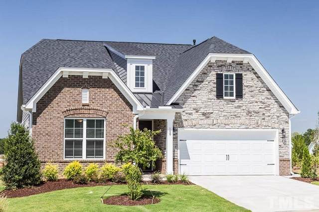 100 Ligonberry Drive, Holly Springs, NC 27540 (#2333413) :: The Jim Allen Group