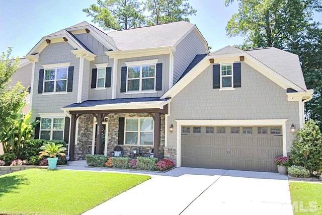3475 Colby Chase Drive, Apex, NC 27539 (#2333518) :: Triangle Just Listed