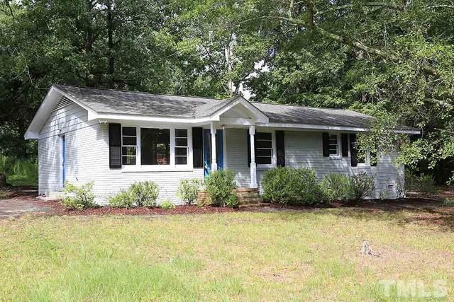 9008 Dukes Lake Road, Zebulon, NC 27597 (#2333569) :: Raleigh Cary Realty