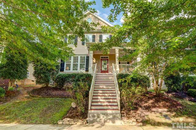 408 Marsh Landing Drive, Holly Springs, NC 27540 (#2334169) :: Realty World Signature Properties