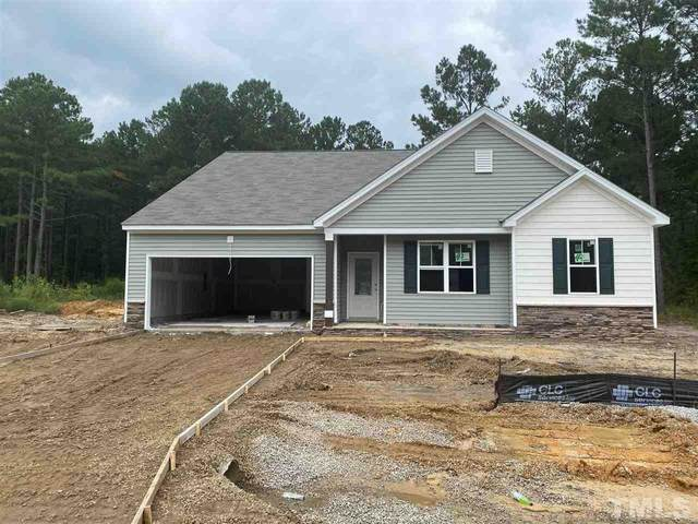 198 Whistle Post Drive #0032, Selma, NC 27576 (#2334432) :: Raleigh Cary Realty