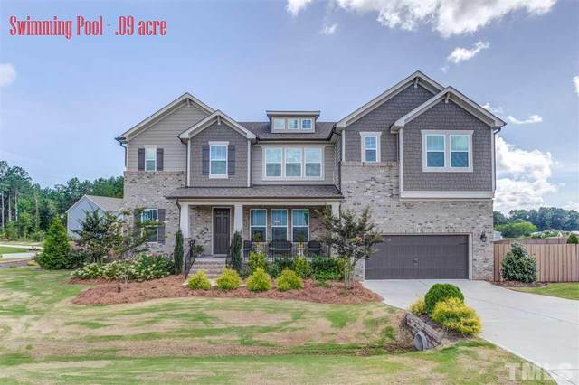 2201 Fawkes Creek Court, Apex, NC 27539 (#2334561) :: The Perry Group