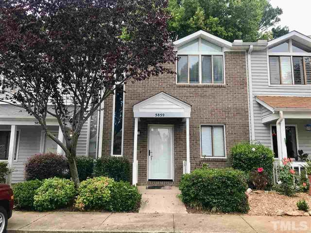 5859 Shady Grove Circle, Raleigh, NC 27609 (#2334597) :: Realty World Signature Properties