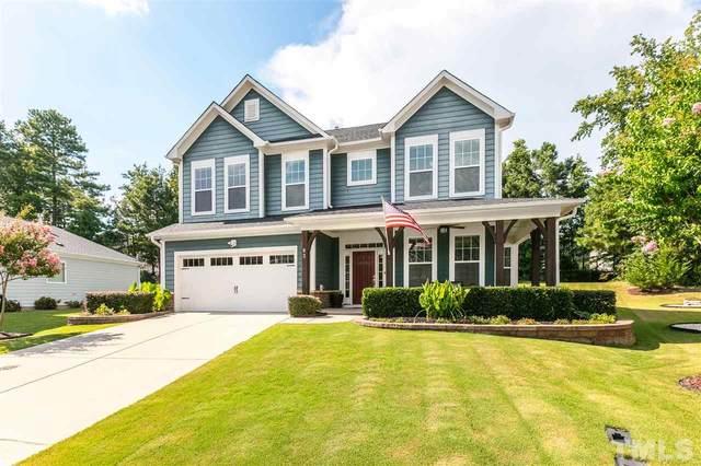 93 Woods Manor Lane, Clayton, NC 27527 (#2334891) :: Triangle Top Choice Realty, LLC