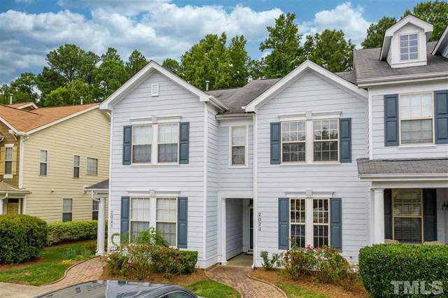 2023 Freeport Drive, Cary, NC 27519 (#2335333) :: Saye Triangle Realty