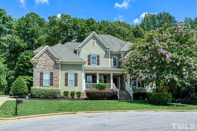 603 Powell Meadow Court, Apex, NC 27539 (#2335397) :: Raleigh Cary Realty
