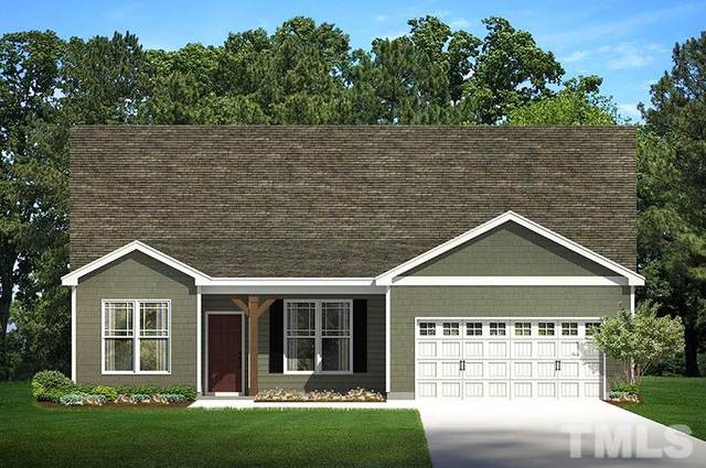 356 Whistle Post Drive #22, Selma, NC 27576 (#2335478) :: Real Estate By Design