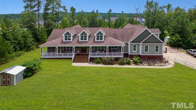 1700 Oak Grove Church Road, Wake Forest, NC 27587 (#2335647) :: Triangle Just Listed