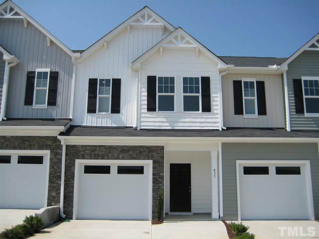 435 Leighann Ridge Lane, Rolesville, NC 27571 (#2335745) :: Dogwood Properties