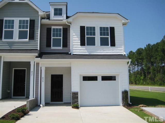 439 Leighann Ridge Lane, Rolesville, NC 27571 (#2335750) :: Triangle Just Listed