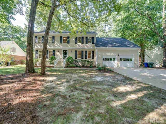 1804 Lodestar Drive, Raleigh, NC 27615 (#2335850) :: The Rodney Carroll Team with Hometowne Realty