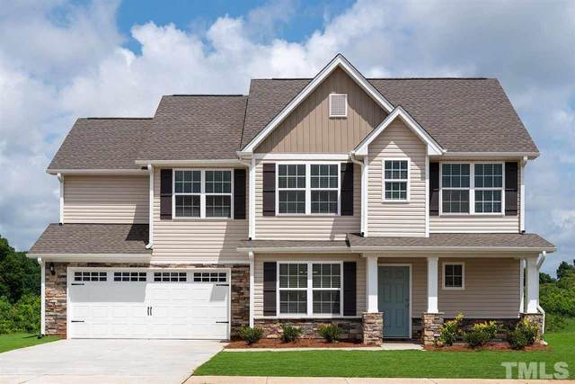 148 Virginia Creek Drive, Holly Springs, NC 27540 (#2335885) :: The Beth Hines Team