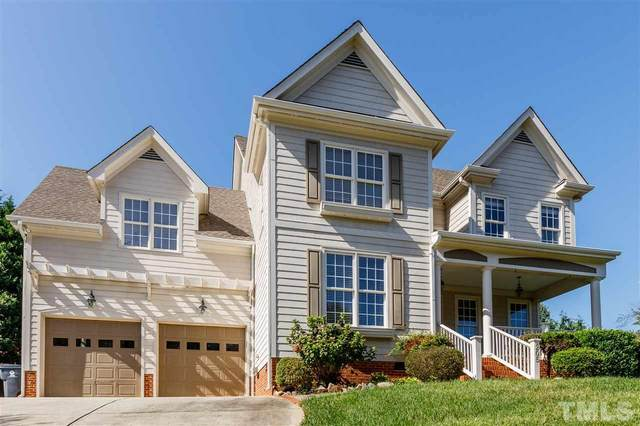 205 Danagher Court, Holly Springs, NC 27539 (#2335977) :: Raleigh Cary Realty