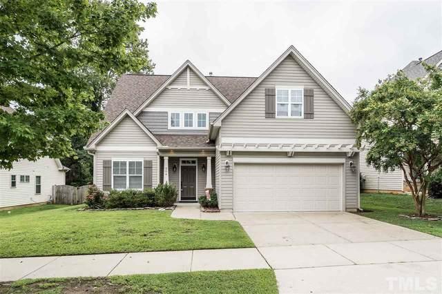 204 E Quailwood Drive, Fuquay Varina, NC 27526 (#2335979) :: Sara Kate Homes