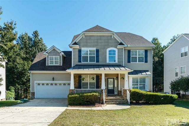 9120 Cornwell Drive, Wake Forest, NC 27587 (#2335995) :: Bright Ideas Realty