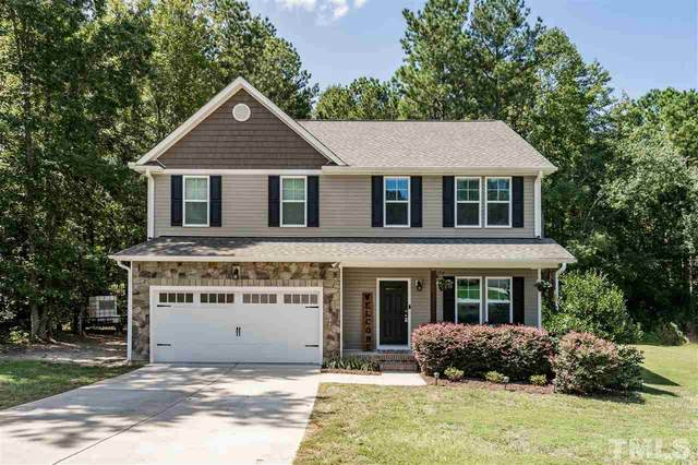 195 Willow Ridge Drive, Louisburg, NC 27549 (#2336255) :: Realty World Signature Properties