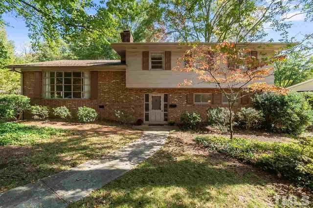 1704 Dixie Trail, Raleigh, NC 27607 (#2336272) :: Bright Ideas Realty