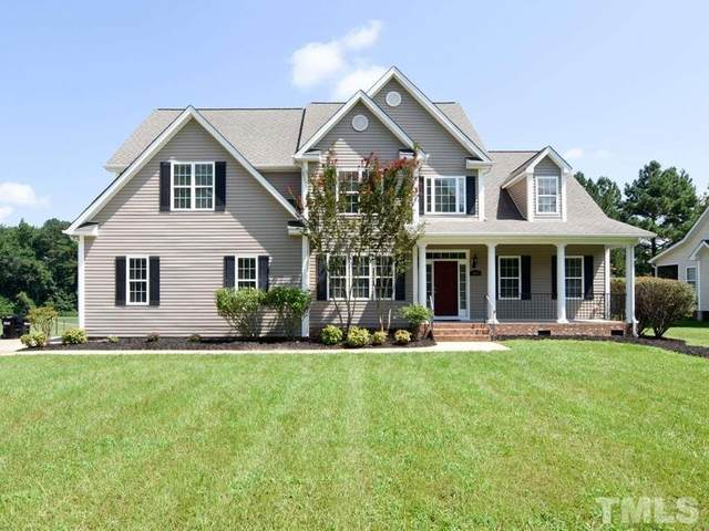 3082 Old Us 70 Highway W, Clayton, NC 27520 (#2336336) :: Real Estate By Design