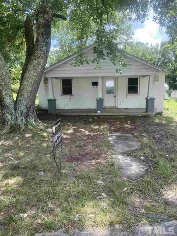 1411 Parham Street, Henderson, NC 27536 (MLS #2336343) :: Elevation Realty