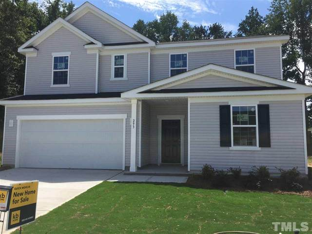 293 Summer Ranch Drive, Fuquay Varina, NC 27526 (#2336522) :: The Rodney Carroll Team with Hometowne Realty