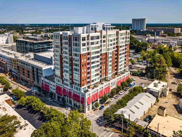 400 W North Street #702, Raleigh, NC 27603 (#2336602) :: Dogwood Properties