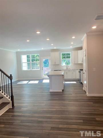 164 Hunston Drive #10, Holly Springs, NC 27540 (#2337156) :: The Perry Group