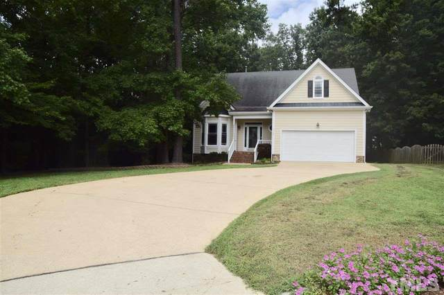 2500 Sugar Maple Court, Raleigh, NC 27615 (#2337192) :: The Rodney Carroll Team with Hometowne Realty