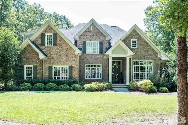 61 Ocoee Falls Drive, Chapel Hill, NC 27517 (#2337273) :: Spotlight Realty