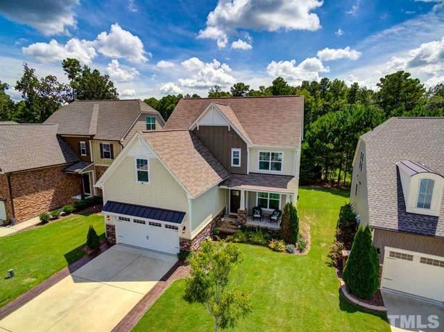 5325 Moneta Lane, Apex, NC 27539 (#2337288) :: Realty World Signature Properties