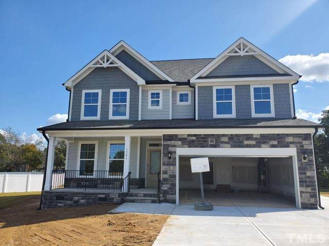 1301 White Spruce Drive, Willow Spring(s), NC 27592 (#2337378) :: Realty World Signature Properties