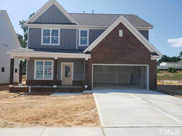 512 Tea Rose Drive #9, Knightdale, NC 27545 (#2337429) :: The Perry Group