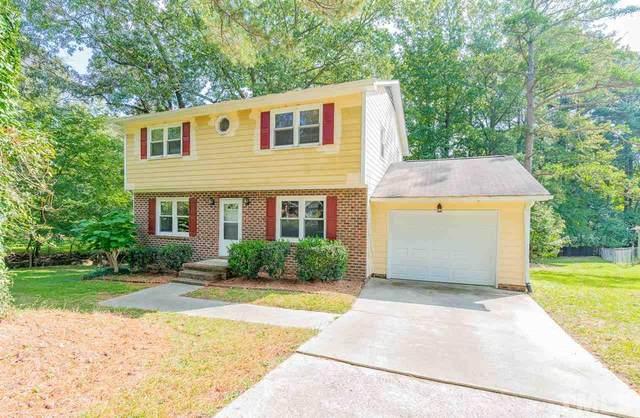 5706 Tomahawk Trail, Durham, NC 27712 (#2337621) :: Dogwood Properties