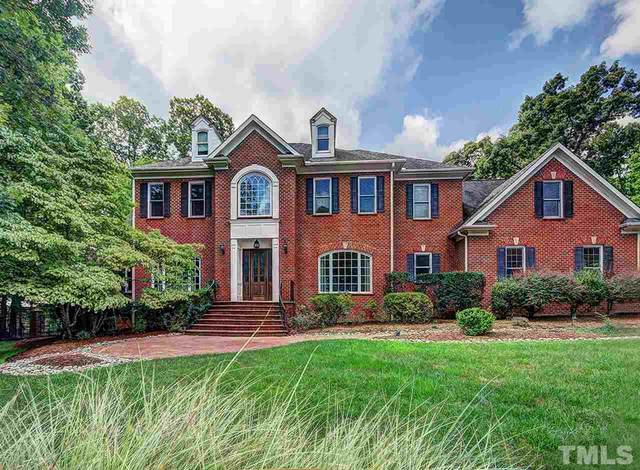 1102 Bayberry Drive, Chapel Hill, NC 27517 (#2337646) :: The Perry Group
