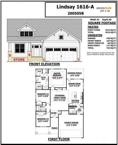 871 Grameta Lane, Lillington, NC 27546 (#2337778) :: RE/MAX Real Estate Service