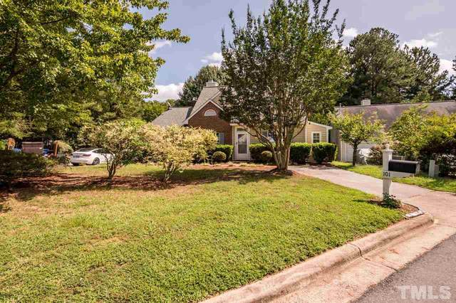 101 Bay Colony Court, Chapel Hill, NC 27517 (#2337940) :: Team Ruby Henderson
