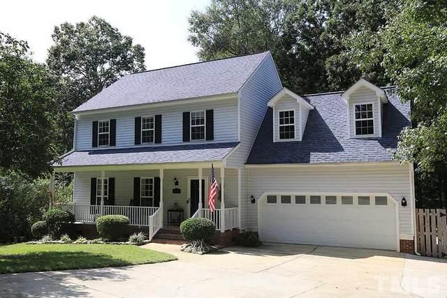 117 Deer Ridge Road, Selma, NC 27575 (#2337998) :: Triangle Just Listed