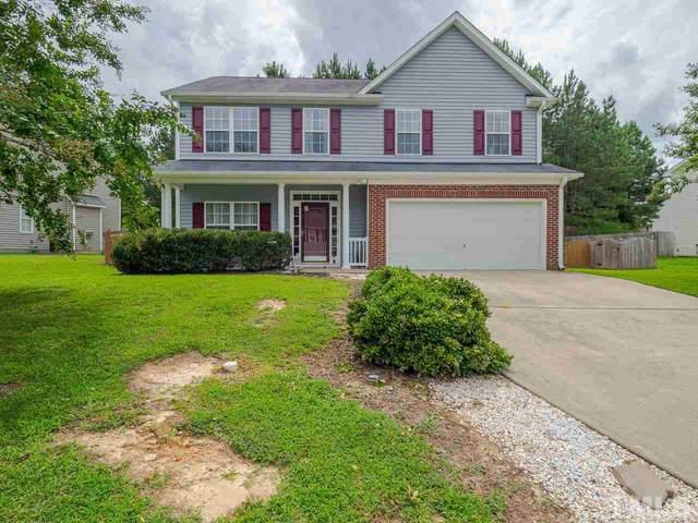 701 Hay River Street, Garner, NC 27529 (#2338094) :: Realty World Signature Properties