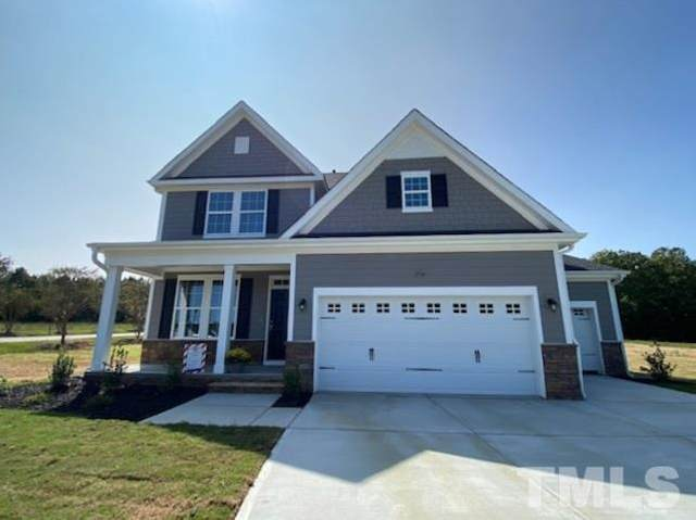 2724 Oxford Bluff Drive, Wake Forest, NC 27587 (#2338257) :: Bright Ideas Realty