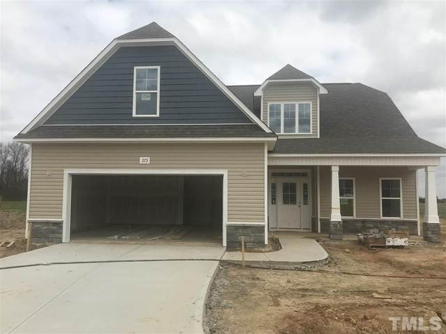 273 Etowah Drive Dewberry Lot 12, Wendell, NC 27591 (#2338264) :: Classic Carolina Realty